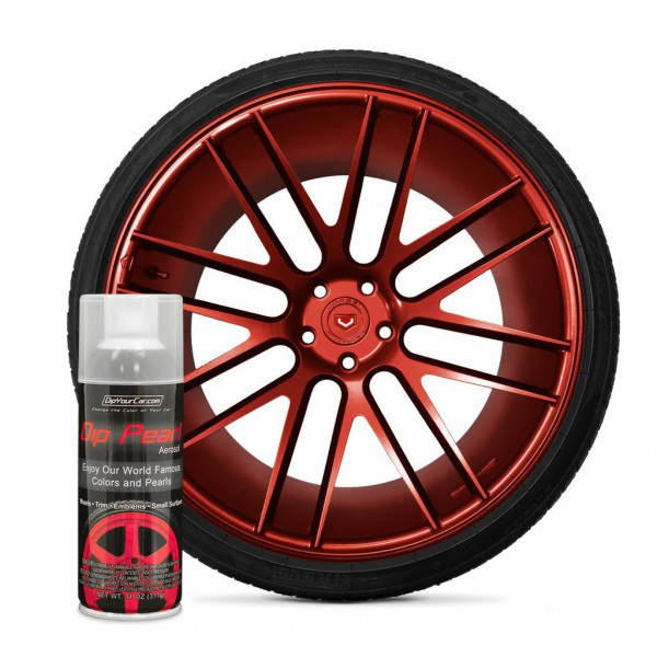 PLASTI DIP REAL RED