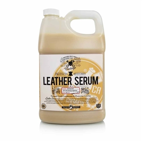 VINTAGE SERIES LEATHER SERUM - CONDITIONER & COATING GALLON