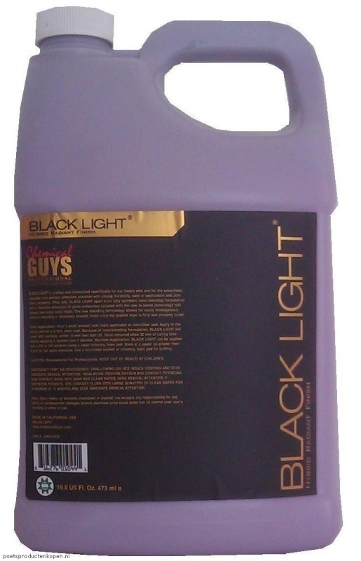 BLACK LIGHT GALLON