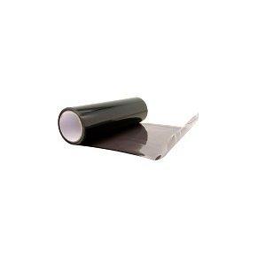 Koplamp- achterlicht folie EXTRA Black Smoke XL 75 cm