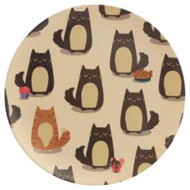 Bamboe bord Feline de Kat