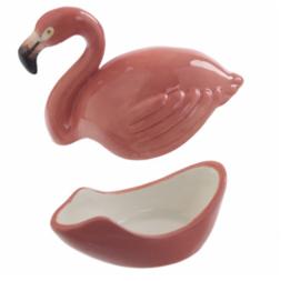 Flamingo Sieradenbakje