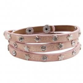 Armband | Roze