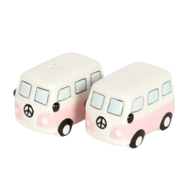 Peper en Zoutstelletje Volkswagenbusjes