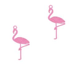 Bedel | Roze Flamingo