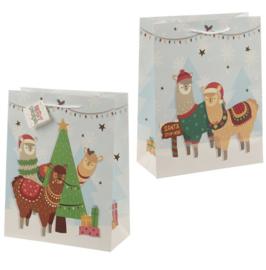 Cadeautasje Groot | Alpaca's