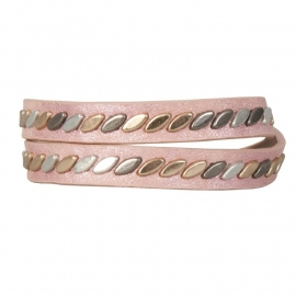 Armband | Licht Roze
