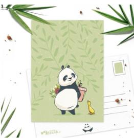 Verjaardagskaart | Panda Verrassing