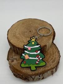 Sleutelhanger | Kerstboom