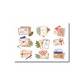 Ansichtkaart | Enveloppen