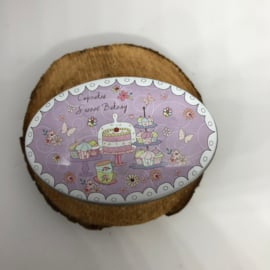 Ovaal Blikje | Cupcakes