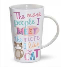 Latte Mok   The more people...