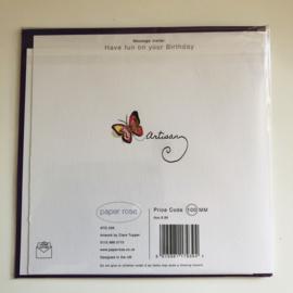 Teckelkaart | Happy Birthday