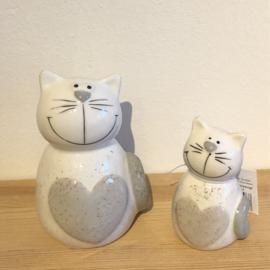 Katten Stelletje Crème