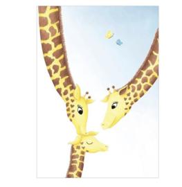 Kaart | Giraffes