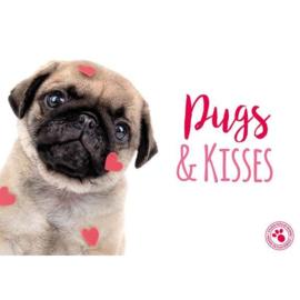 Pugs & Kisses Kaart