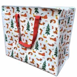 Grote Tas met Kerstteckels