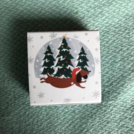 Blikje Lippenbalsem | Kerstteckels