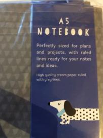 Teckel A5 Notebook