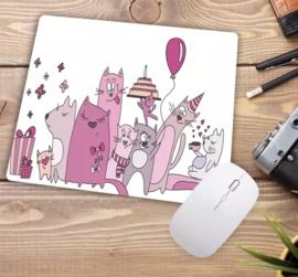 Mousepad | Jarige Kat