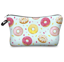 Toilettasje Donuts