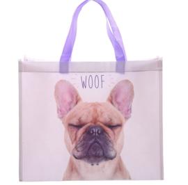 Boodschappentas | Franse Bulldog