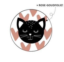 Sluitstickers | Kat (5)