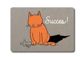 Poezenkaart | Succes