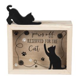 Spaarpot voor de Katten