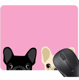 Mousepad | Franse Bulldoggen