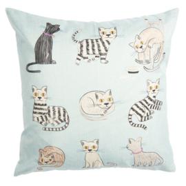 Kussenhoes | Katten