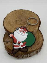 Sleutelhanger | Kerstman