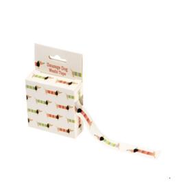 Washi Tape Teckels