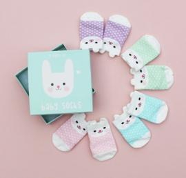 Babysokjes | Bunny