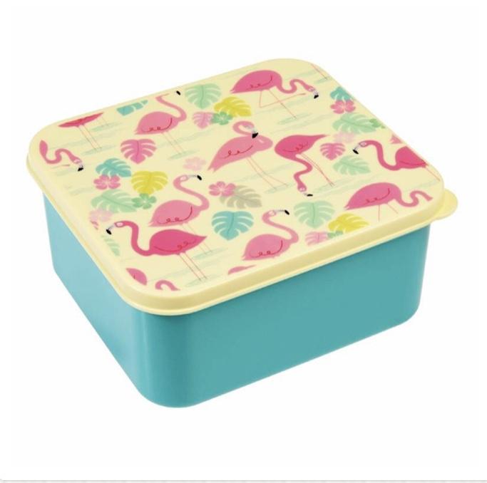 Broodtrommel | Flamingo's