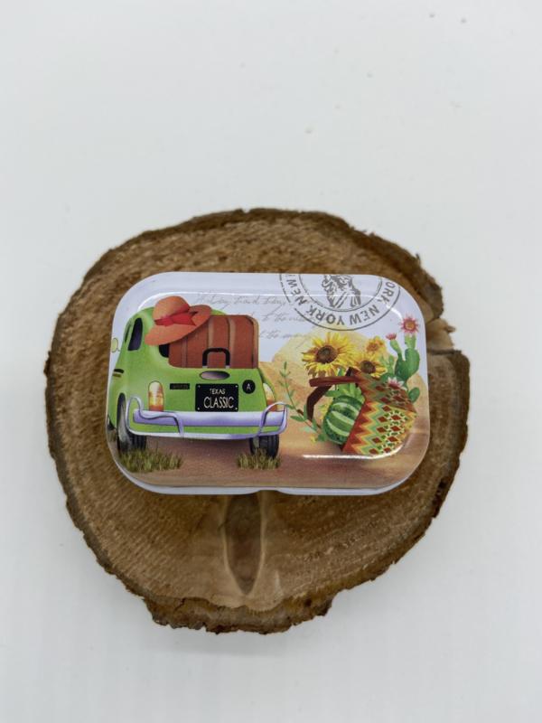 Blikje | Groen Autootje