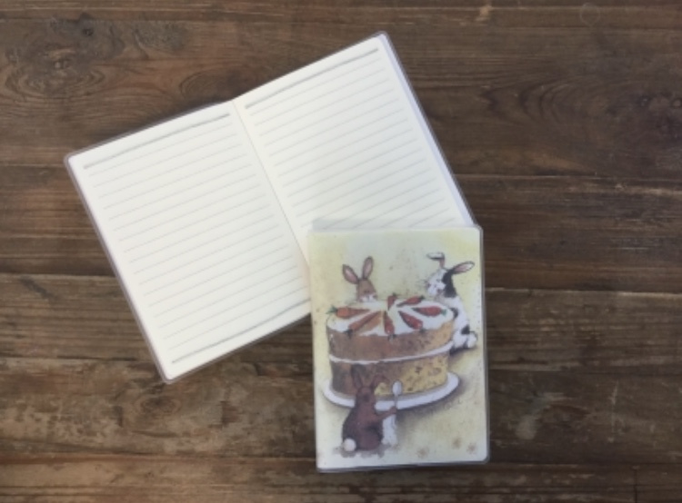 Mini Schriftje | Konijntjes