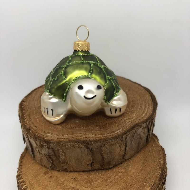 Voor in de boom | Schildpad