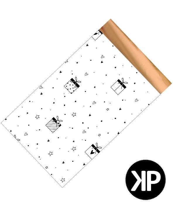 Cadeauzakje | Kadootjes | 12x19 cm