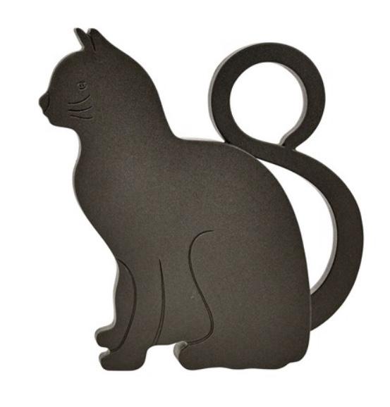 Deurwig | Zwarte Kat