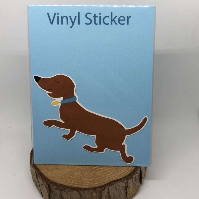 Sticker | Teckel