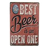 Tekstbord Best Beer