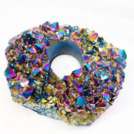Titanium Aura waxine  1