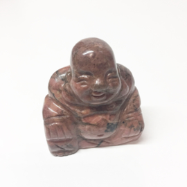 Rhodoniet Boeddha
