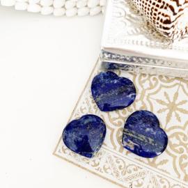 Edelstenen hart Lapis Lazuli