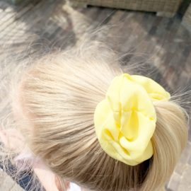 Scrunchie Soft Yellow