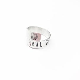 Soul Sister ring TWIST