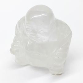 Boeddha Bergkristal 2