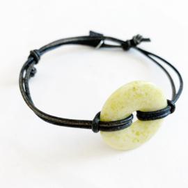 Lemon Jade donut zwart