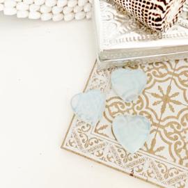 Edelstenen hart Opaliet